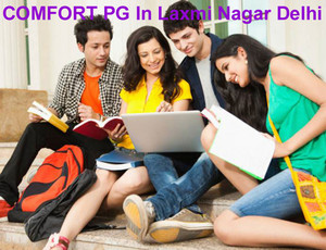 pg in laxmi nagar