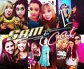 sam and cat4 - sam-and-cat photo