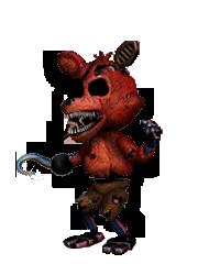 sinister turmoil fnaf 2 adventure sinister foxy door trevormother daadft9