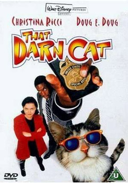 That Darn Cat On DVD