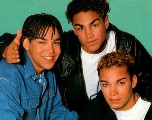 Vocal Group, 3T