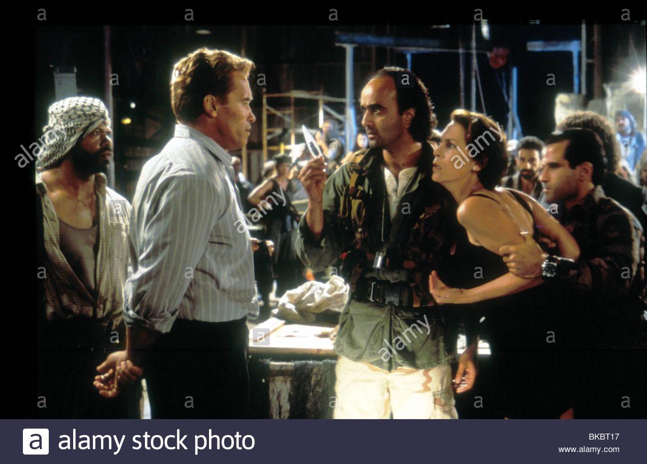 True Lies 1994 Arnold Schwarzenegger Art Malik Jamie Lee Curtis Trls Bkbt17 True Lies Foto 40624064 Fanpop