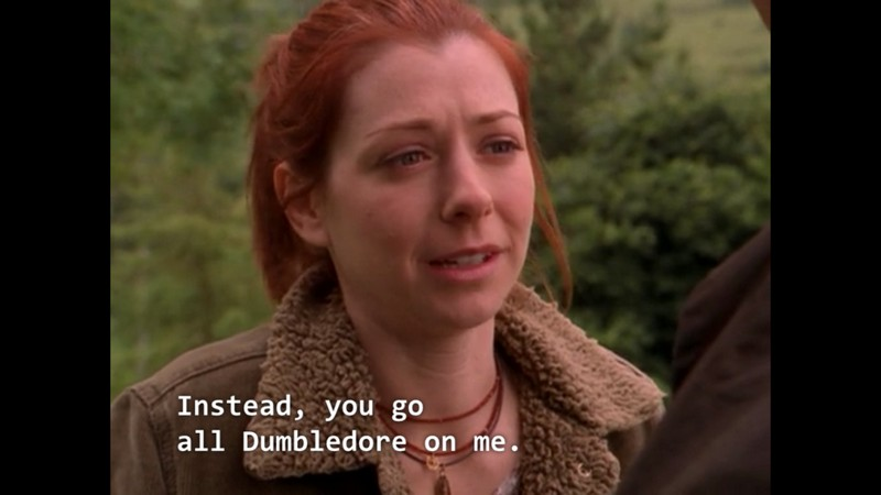 Willow to Giles