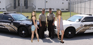 two sheriffs with their newest caughts bởi baharian d9gc5n7