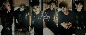 vixx wallpaper oleh wowbeatdesign damq42o