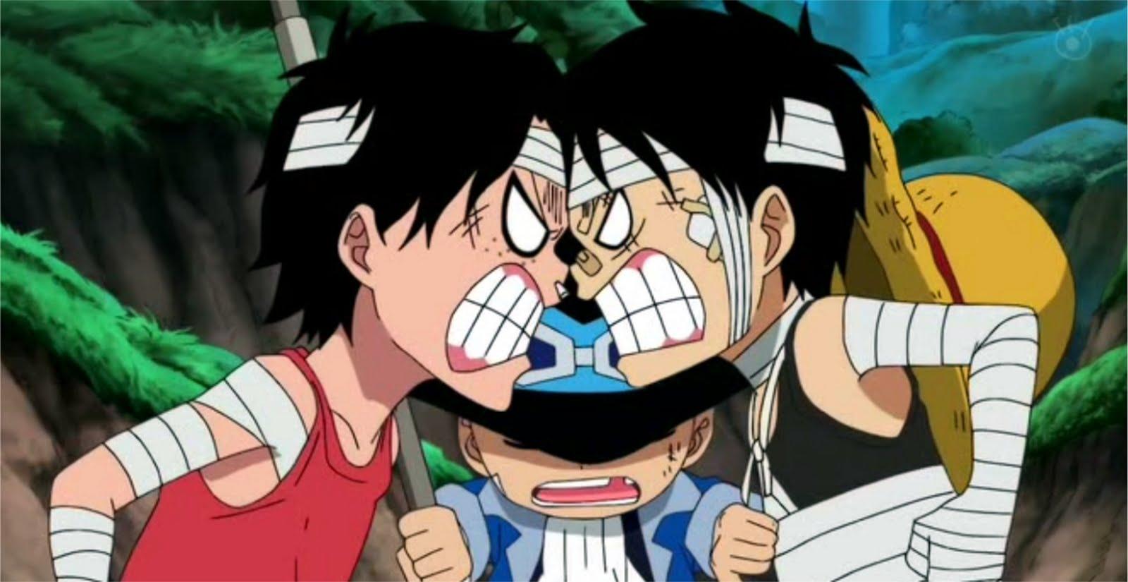 *Ace Sabo Luffy*
