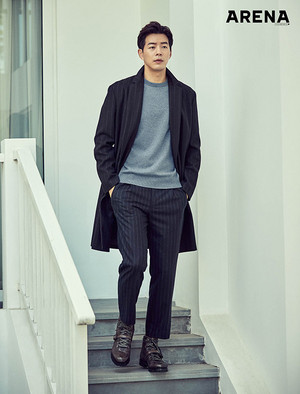 Arena Homme Plus Magazine September Issue 17