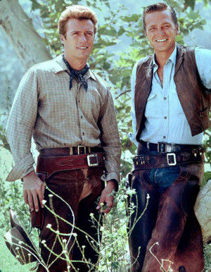 Clint and Eric Fleming (Rawhide)