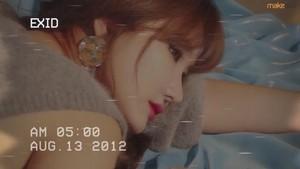 [EXID Photobook Project] whoz that girl? EXID! teaser02.LE ::Makestar