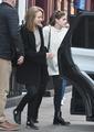 Emma Watson in Soho, London [October 21, 2017]  - emma-watson photo