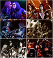★♡☮Gene Simmons and Ace Frehley☮♡★  - kiss photo