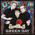 'God's Favorite Band' Album Cover - green-day photo