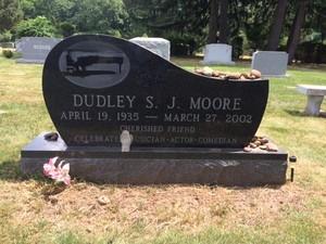 Gravesite Of Dudley Moore