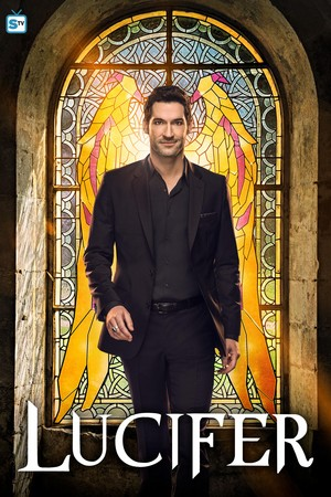 'Lucifer' Season 3 Poster