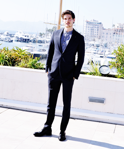 "Daniel Sharman wallpaper entitled ""Medici"" Photocall During MipCom In Cannes, France"