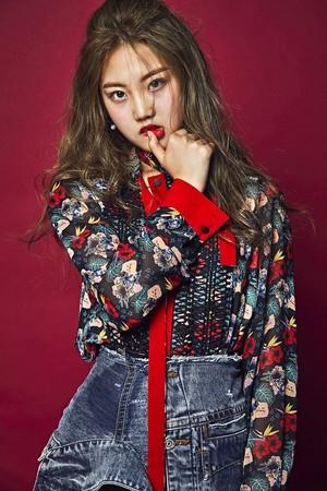 '네온펀치(NeonPunch)' Member Profil Foto - Arang