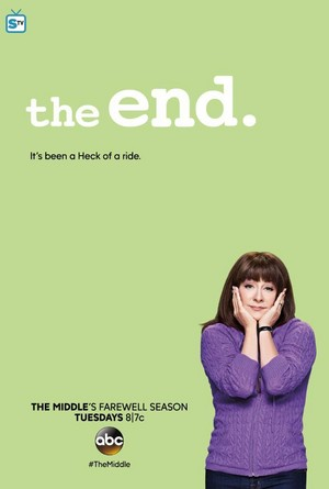 'The Middle' Season 9 Promotional Poster