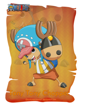 *Tony Tony Chopper*