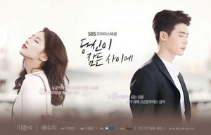 'While You Were Sleeping' poster