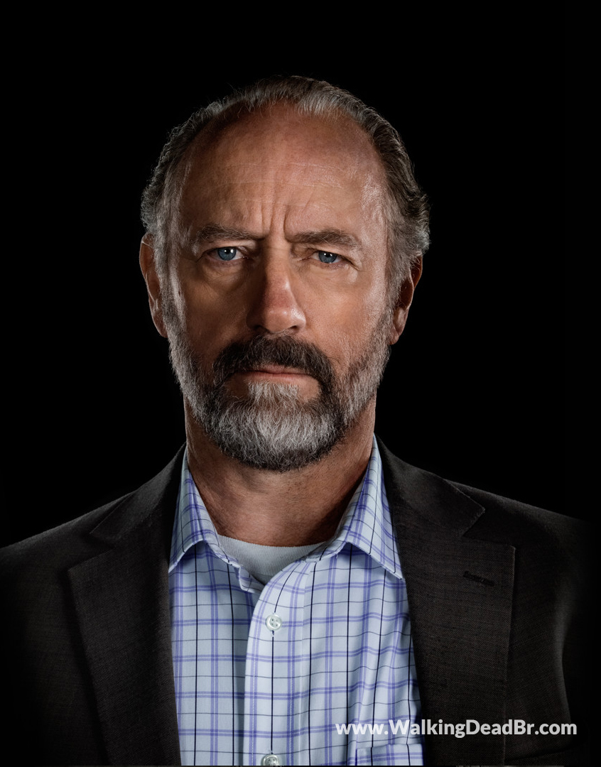 Season 8 Character Portrait #1 ~ Gregory