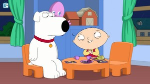 13.12 - Stewie Is Enceinte