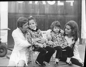 Roger And His His Family