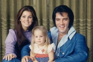 The Presley Family 1971
