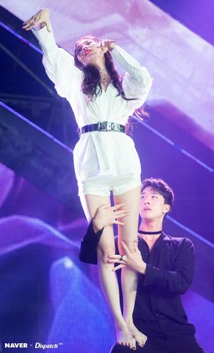 171011 Sunmi @ 2017 Korea 음악 Festival