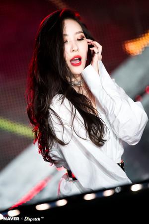 171011 Sunmi @ 2017 Korea موسیقی Festival