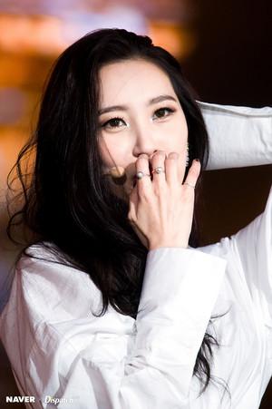 171011 Sunmi @ 2017 Korea Музыка Festival