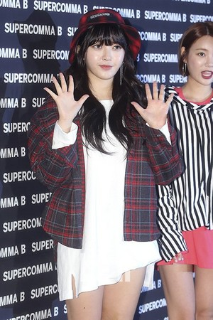 171017 AOA's Chanmi @ 2018 S/S HERA Seoul Fashion Week - SUPERCOMMA B Collection