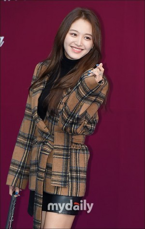 171017 Kim Jaekyung @ 2018 S/S HERA Seoul Fashion Week - FLEAMADONNA Collection