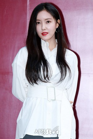 171017 T-ARA's Hyomin @ 2018 S/S HERA Seoul Fashion Week - FLEAMADONNA Collection