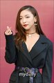 171017 f(x)'s Luna @ 2018 S/S HERA Seoul Fashion Week - THE CENTAUR Collection - f-x photo