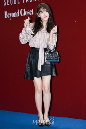 171021 Kim Sohye @ 2018 S/S HERA Seoul Fashion Week - BEYOND CLOSET Collection