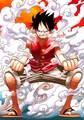 Luffy - one-piece fan art
