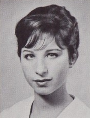 1959 High School Graduation Photo
