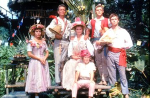 1960 Disney Film, The Swiss Family Robinson