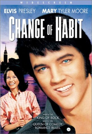 1969 Film, Change Of Habit On DVD