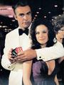 1971 Bond Film, Diamonds Are Forever  - james-bond photo