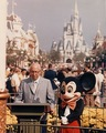 1971 Grand Opening Of Disney World  - the-70s photo
