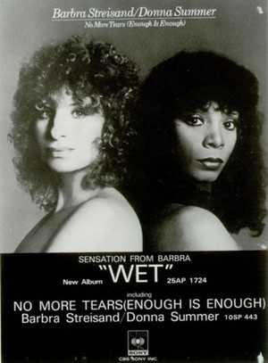 1979 Ad No More Tears (Enough Is Enough)