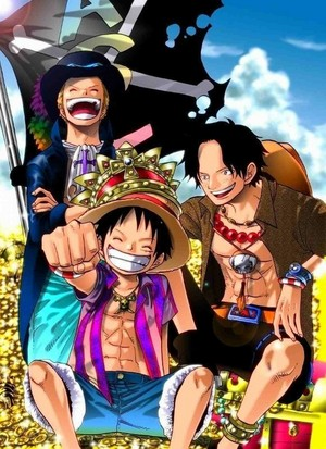 one piece asl