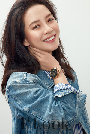 1st LOOK Cover Story..Jihyo x FOSSIL