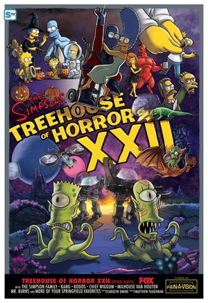 23.03 - Treehouse of Horror XXII