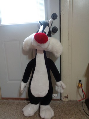 43 inch large plush Sylvester