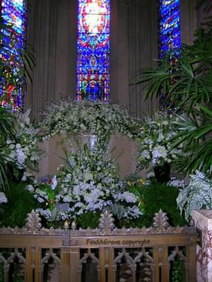 The Gravesite Of Michael Jackson
