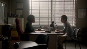 6x14 ~ Face-to-Faceless ~ Liam and Tamora