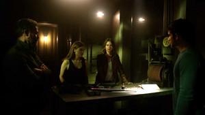 6x14 ~ Face-to-Faceless ~ Lydia, Scott, Malia and Chris