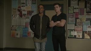 6x14 ~ Face-to-Faceless ~ Mason and Corey